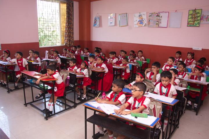 Jana Gana Mana English Secondary School-Students