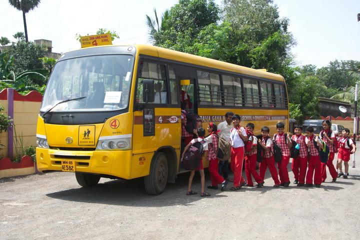 Jana Gana Mana English Secondary School-Transports