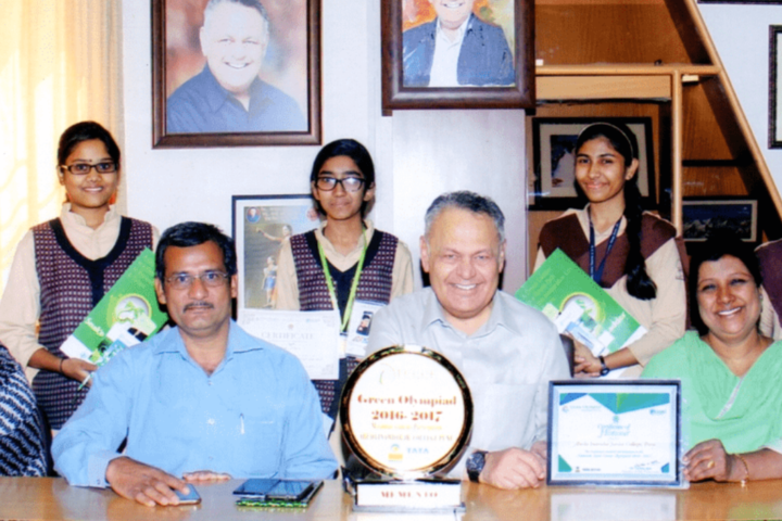 Abeda Inamdar Junior College for Girls-Awards