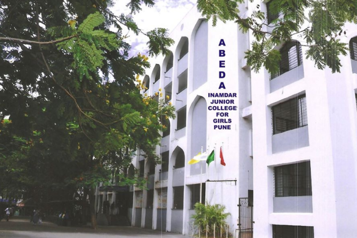 Abeda Inamdar Junior College for Girls-Campus