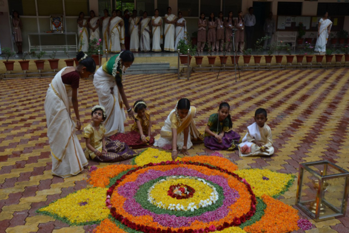 Amrita Vidyalayam-Festival Celebrations