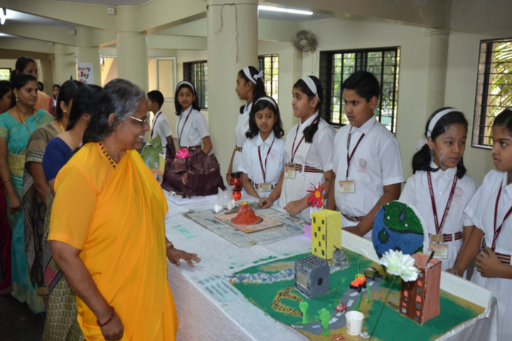 Amrita Vidyalayam-Science Fair