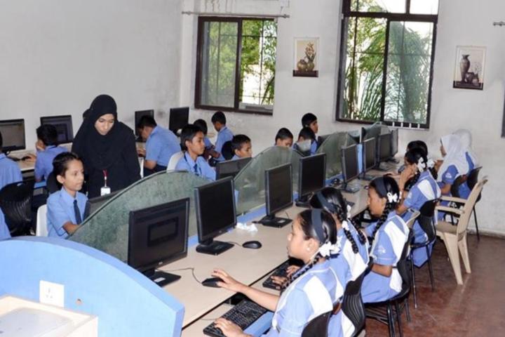 Anglo Urdu Boys High School-Computer Lab
