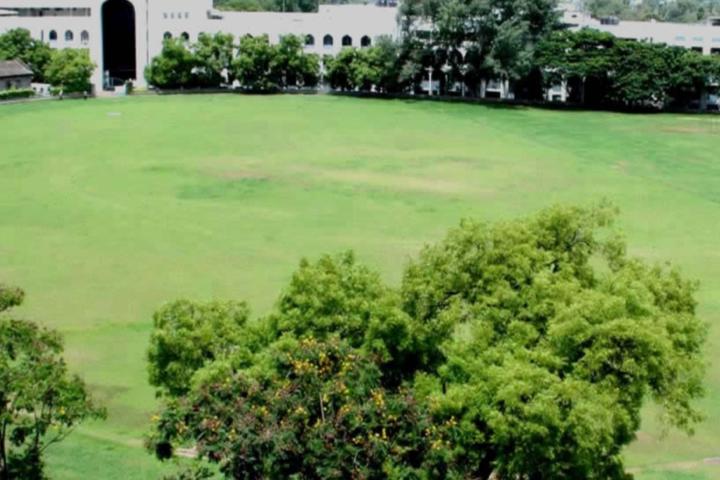 Anglo Urdu Boys High School-Ground