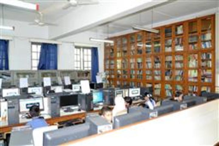 Anglo Urdu Boys High School-Library