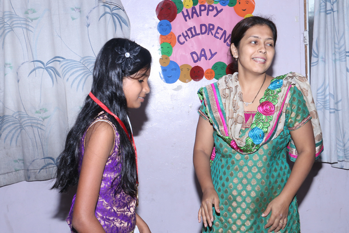 Anjali English School-Childrens Day