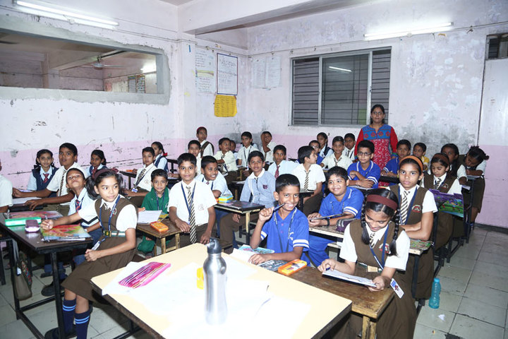 Anjali English School-Classroom