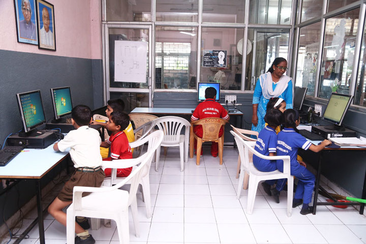 Anjali English School-Computer Lab