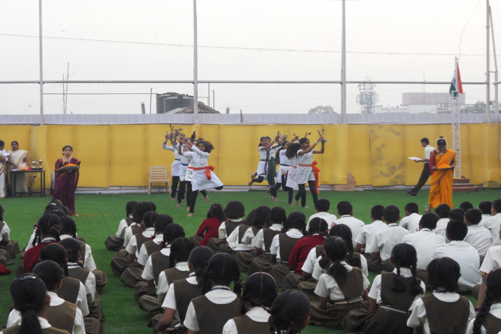 Anjali English School-Independance Day