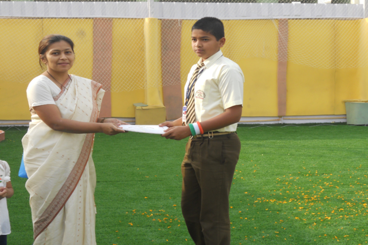 Anjali English School-Republic Day