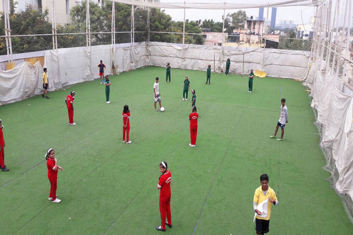 Anjali English School-Sports