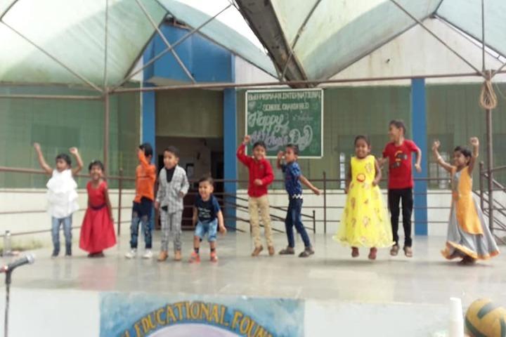 BoB Primaan International School-Childrens Day