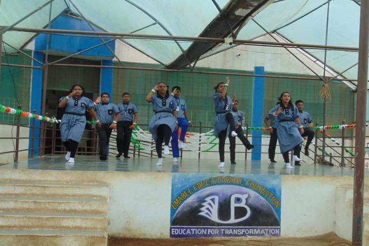 BoB Primaan International School-Dance Activity