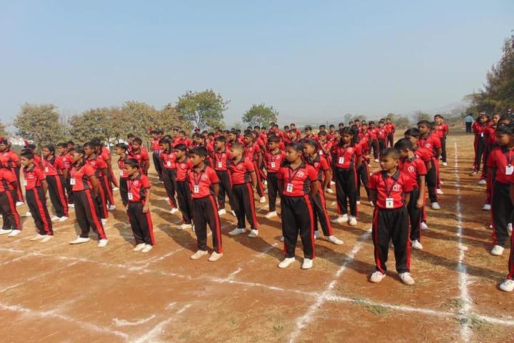 BoB Primaan International School-Morning Assembly