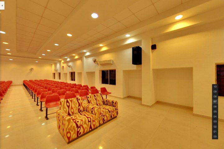 Gyan Ganga Educational Academy-Auditorium
