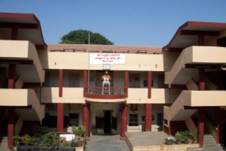 Camp High School-School Building