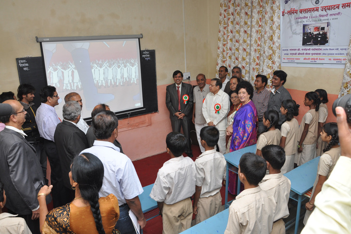 Prerana Highschool And Junior College-Digital Classroom
