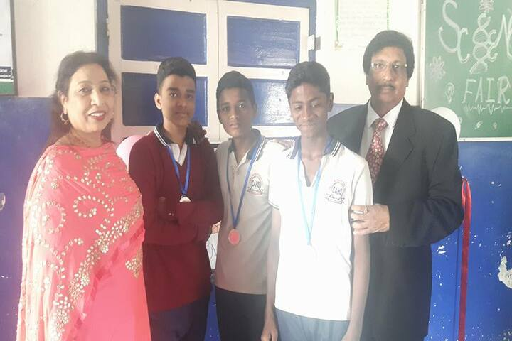Children s Academy High School-Achievement
