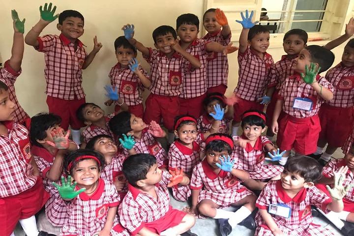 Children s Academy High School-Activity