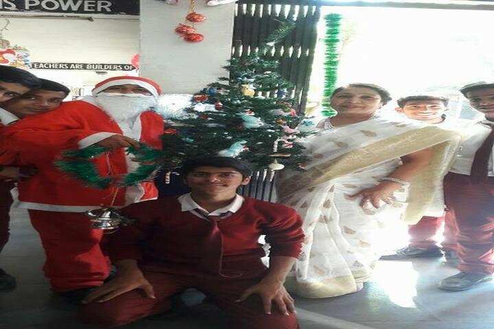 Children s Academy High School-Christmas Celebrtaions