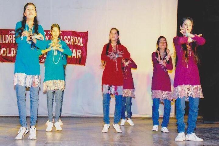 Children s Academy High School-Dancing Activity
