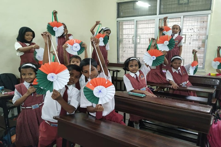 Children s Academy High School-Independence Day
