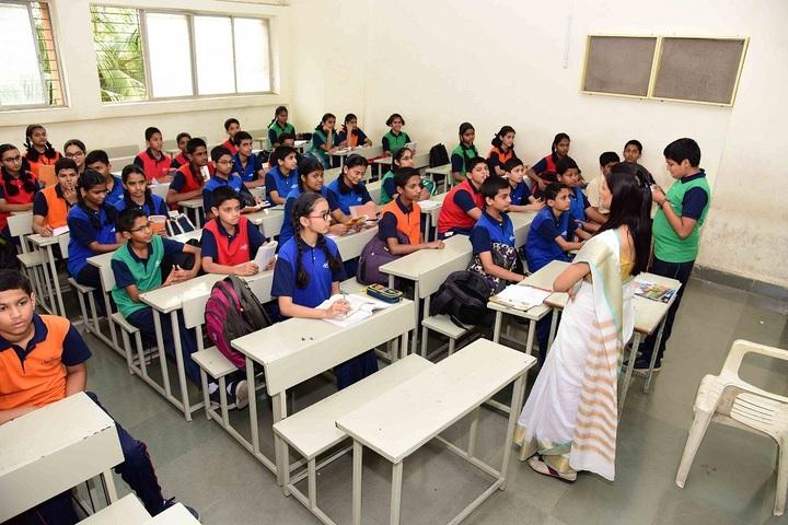 Muktangan English School and Junior College-Class room