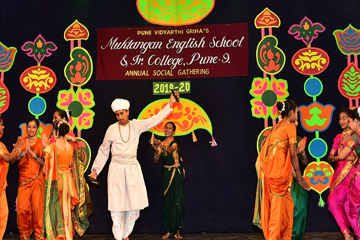 Muktangan English School and Junior College-Drama