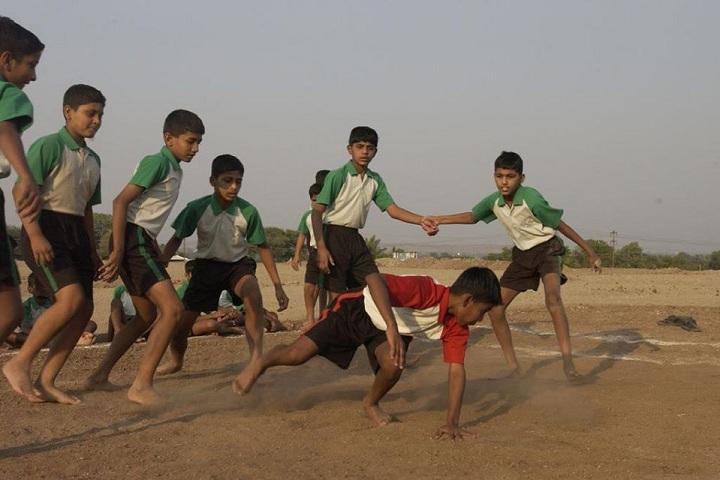 Netaji Subhash Chandra Bose Boys Military School-Games