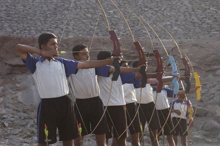 Netaji Subhash Chandra Bose Boys Military School-Indoor Games