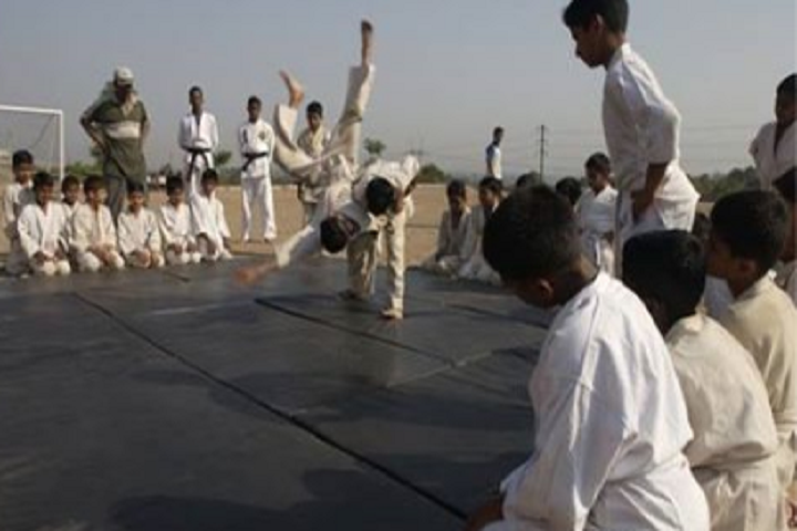Netaji Subhash Chandra Bose Boys Military School-Kict Boxing