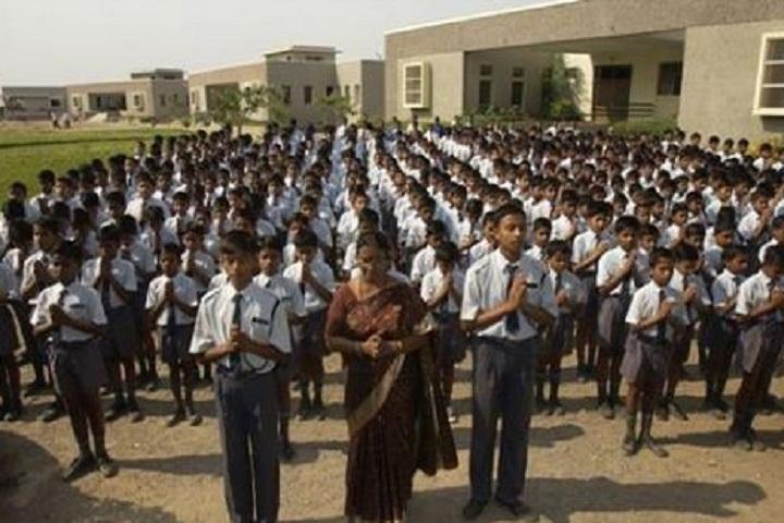Netaji Subhash Chandra Bose Boys Military School-Prayer