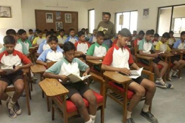 Netaji Subhash Chandra Bose Boys Military School-Reading Room