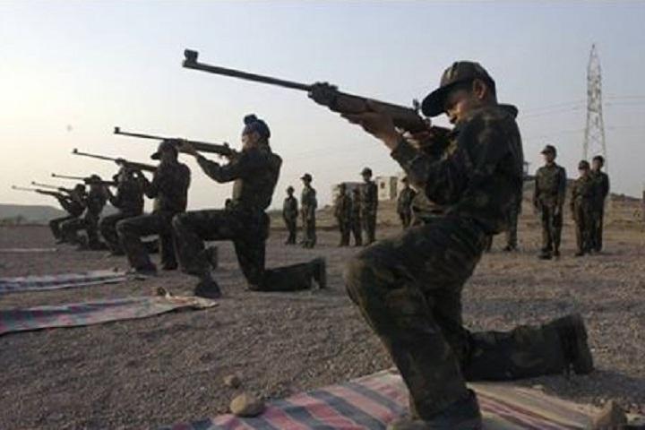 Netaji Subhash Chandra Bose Boys Military School-Shooting Classes