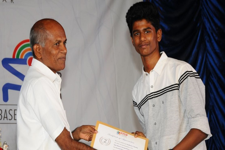 Base Pre-University College-Award Ceremony