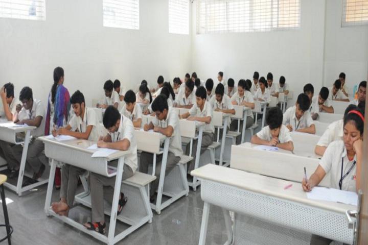 Base Pre-University College-Classroom