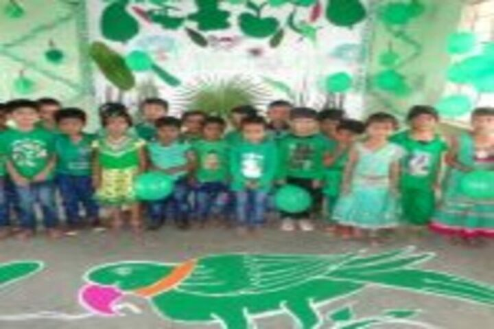 Priyadarshani School-Green Celebrations