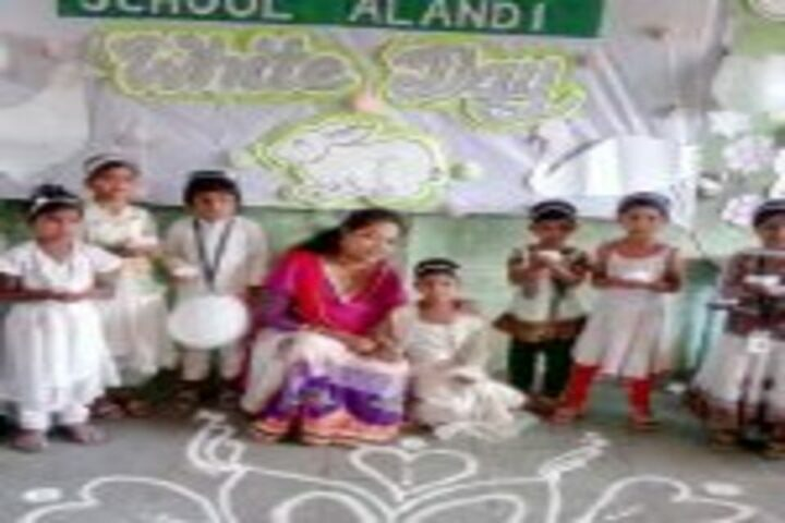 Priyadarshani School-White Day Celebrations
