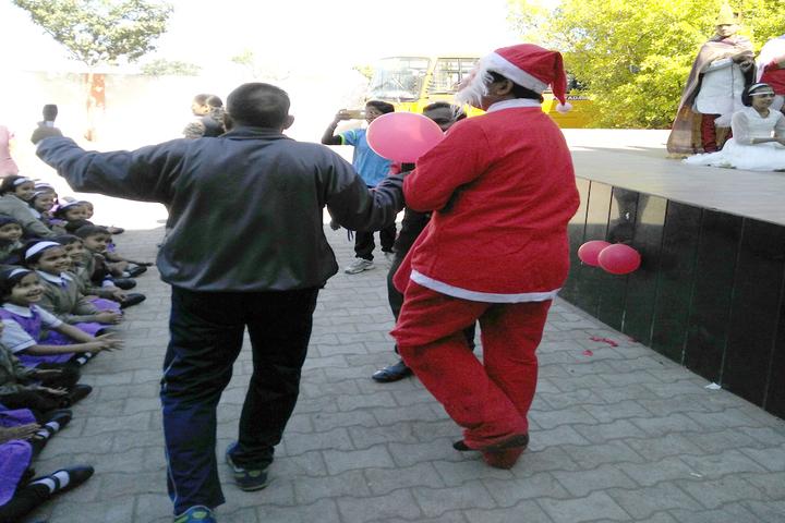 Priyadarshani School-Christmas Celebrations