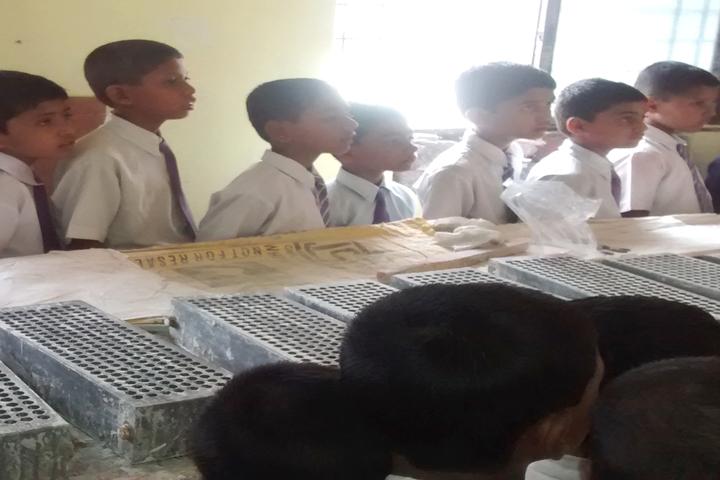 Priyadarshani School-School Exhibition