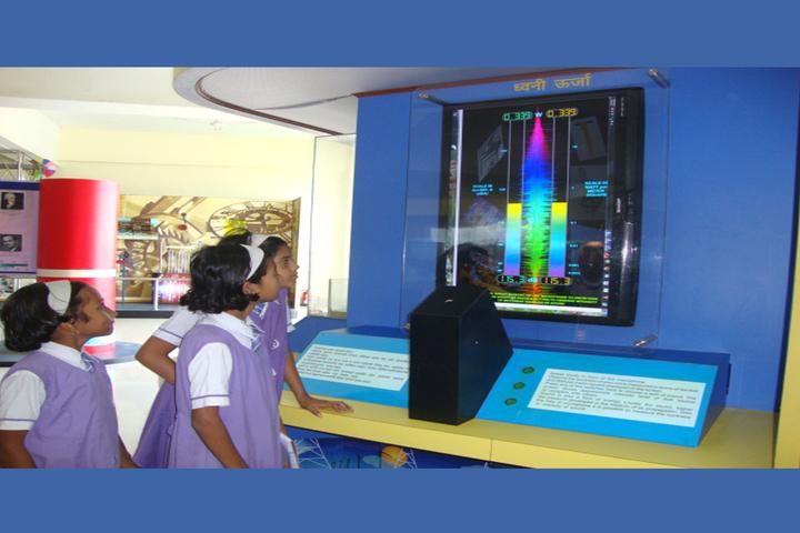 Priyadarshani School-Science Exhibition