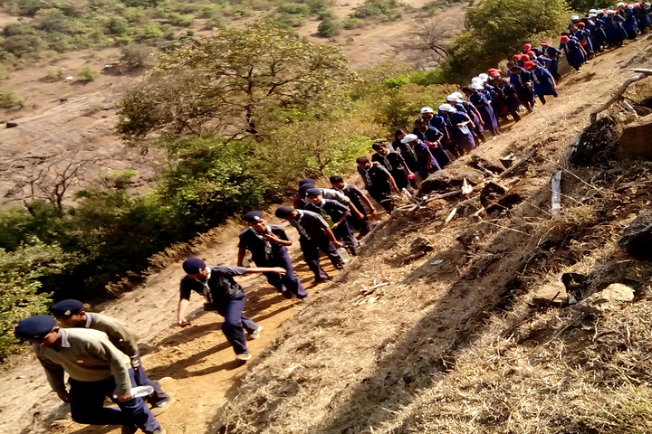 Priyadarshani School-Scouts and Guide