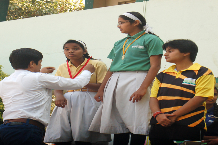 Priyadarshani School-Sports Day