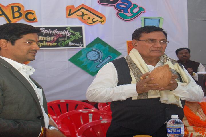 Priyadarshani School-Teachers Day