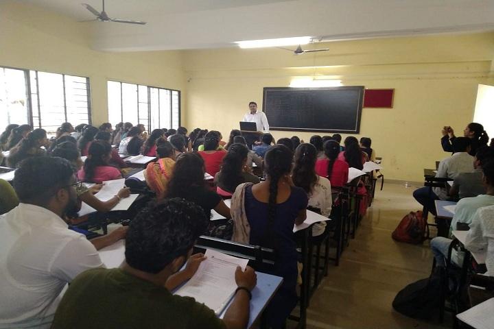 Rajmata Jijau Shikshan Prasarak Mandals Junior College-Class Room