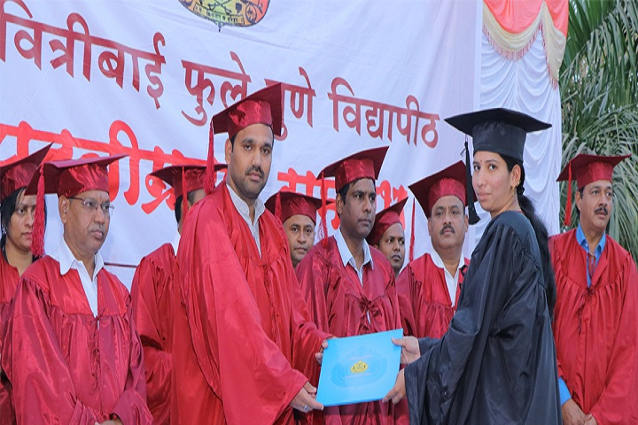 Rajmata Jijau Shikshan Prasarak Mandals Junior College-Graducation