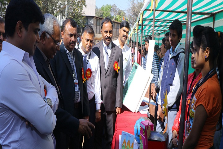 Rajmata Jijau Shikshan Prasarak Mandals Junior College-Science Exhibition