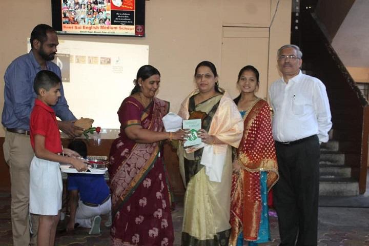 Sant Sai English Medium High School-Award Ceremony