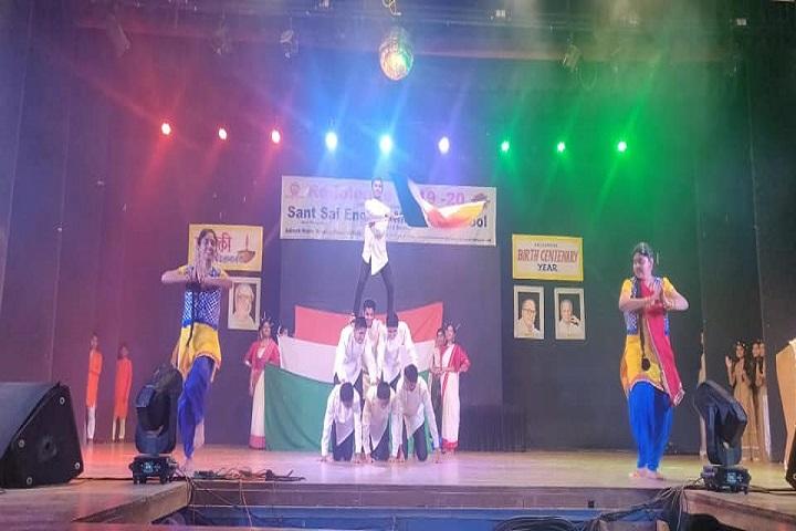 Sant Sai English Medium High School-Dance