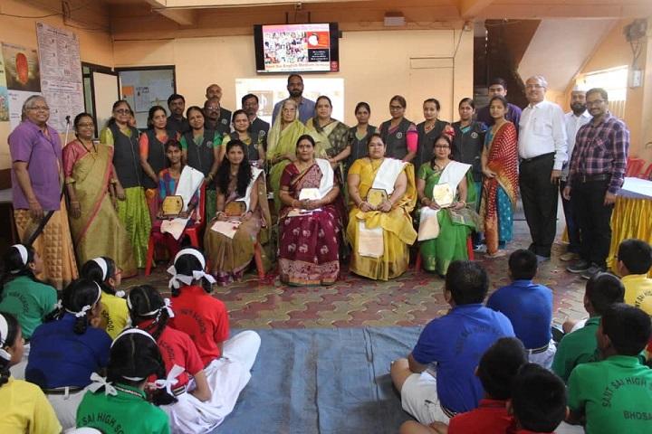 Sant Sai English Medium High School-Group Photo